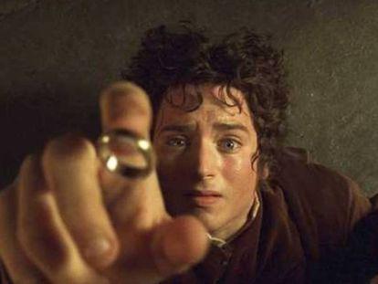 Frame de una de las películas de 'El Señor de los Anillos'