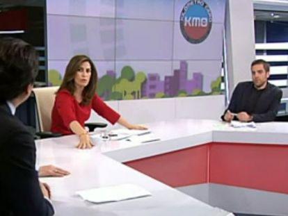 El debate de actualidad política 'Kilómetro cero', conducido por Ana Samboal, seguirá en antena.