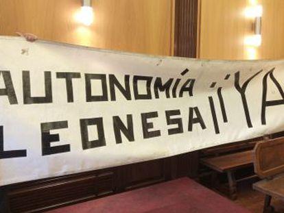PSOE y Podemos apoyan la propuesta de Unión del Pueblo Leonés para llevar a las Cortes el plan