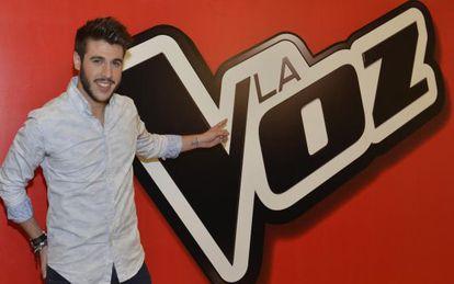 Antonio José, ganador de 'La voz 3'.