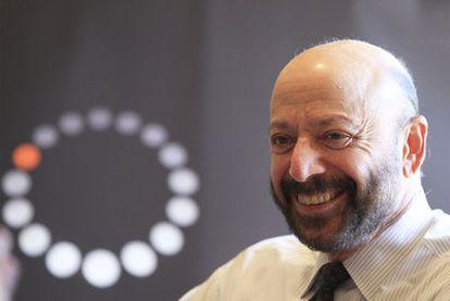 Paul Horn, antiguo director de los laboratorios de investigación de IBM.