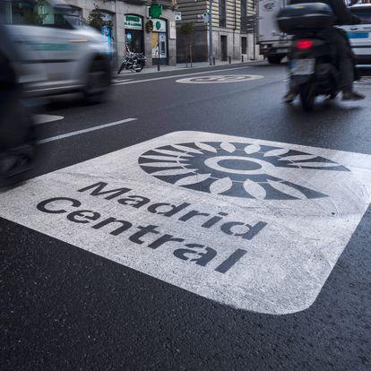 DVD 1040 Madrid 12-02-21.-Madrid Central en la calle Mayor. Foto: Julian Rojas