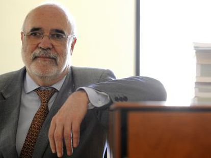 Jesús Loza, comisionado para la Convivencia.
