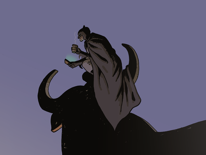Paco Roca lleva a Batman de vacaciones a Benidorm