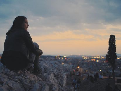 Imagen del documental 'Exarchia, el canto de los pájaros'.