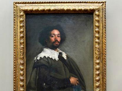 Retrato de Juan de Pareja, pintado por Velázquez en 1650, y conservado en el Museo Metropolitano de Nueva York.