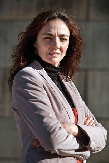 Cristina Sánchez-Carretero, antropóloga del CSIC.