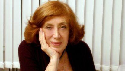 Francesca Ambrogetti en una imagen de archivo