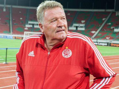 John Toshack, en su época de seleccionador de Marruecos.