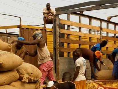 El 20 % del PIB de Costa de Marfil proviene del cacao.