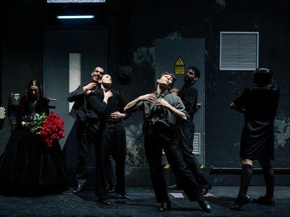 'Opening Night', de la compañía La Veronal, en la Sala Gran del TNC.