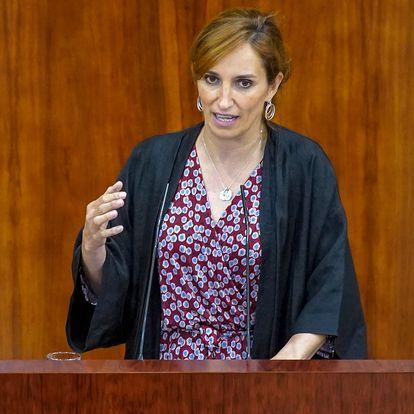 DVD1058 (18/06/2021) Debates de investidura en la Asamblea en Madrid. Mónica García ANDREA COMAS