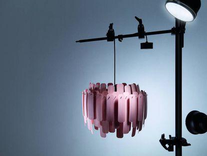 Una lampara Maruja