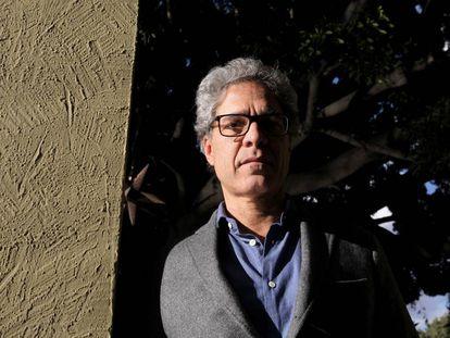 Rodrigo Rey Rosa, en Guadalajara (México), en 2016.