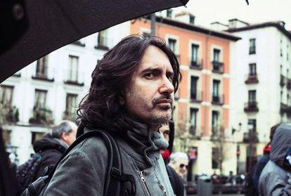 Fernando Ángel Moreno, profesor de la Complutense de 44 años, gana 1.480 euros limpios.