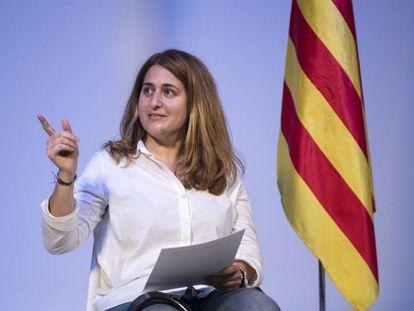 Marta Pascal, secretaria general del Partit Nacionalista de Catalunya.