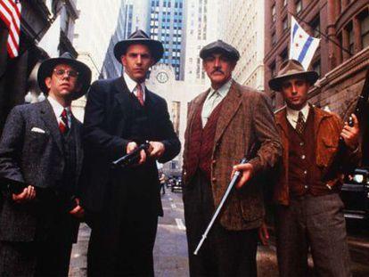 Una imagen de 'Los intocables de Eliot Ness'.