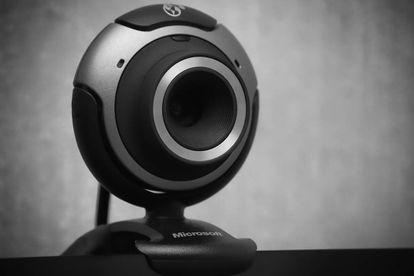 Imagen de una webcam.