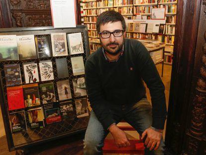 Diego Moreno, editor de Nórdica.