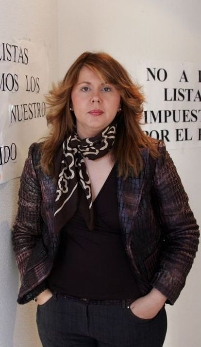 Eva Borox, en una imagen de 2007.