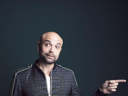 Jaime Vaca, uno de los creadores de 'Élite'.