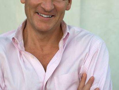 El escritor Michael Lewis