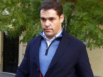 Luis Alfonso de Borbón, en Madrid, el 20 de noviembre de 2017.