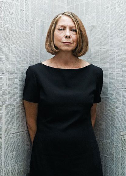 Jill Abramson, directora de 'The New York Times'