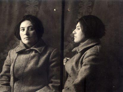 Yevguenia Yaroslávskaya-Markón.