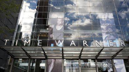 Sede del conglomerado Timw Warner en Nueva York