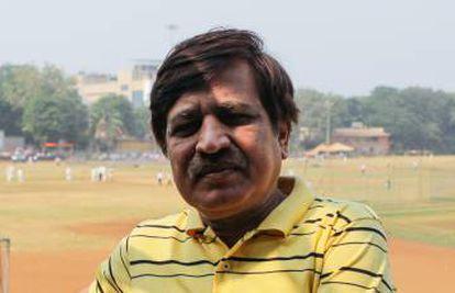 Pankaj Phadnis en Bombay. En octubre de 2017, este investigador privado apeló al Tribunal Supremo para la reapertura del caso por el asesinato de Gandhi. El supremo desestimó la petición a comienzos de 2018.