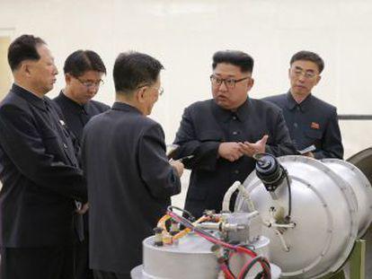 El régimen asegura haber llevado a cabo su sexta prueba nuclear, que provocó un potente temblor