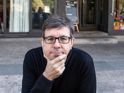 El escritor argentino Eduardo Berti