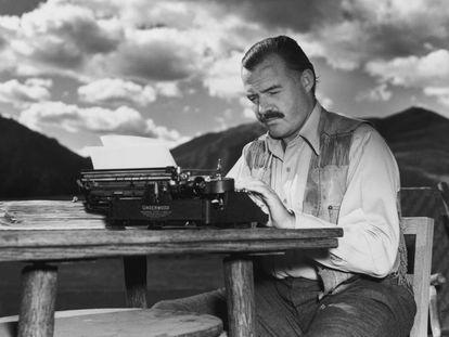 Ernest Hemingway, en 1939