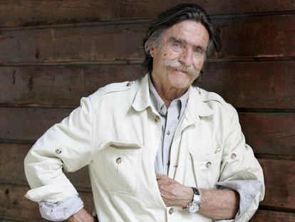 El periodista y creador de la Ruta Quetzal Miguel de la Quadra-Salcedo, en 2007.