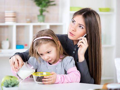 ¿Su hijo está irritable? Puede que le falte un buen desayuno