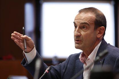 Enrique Bernal, el investigador del Instituto Aragonés de Ciencias de la Salud (IACS).