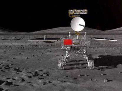 Es la primera vez que se intenta una misión al lado no visible del satélite, algo que hasta ahora impedían los problemas técnicos