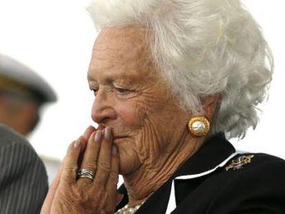 La esposa y madre respectivamente de los expresidentes George H.W. Bush y George W. Bush, renuncia al tratamiento médico