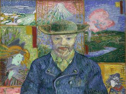 'El padre Tanguy', de Vincent van Gogh (1887).