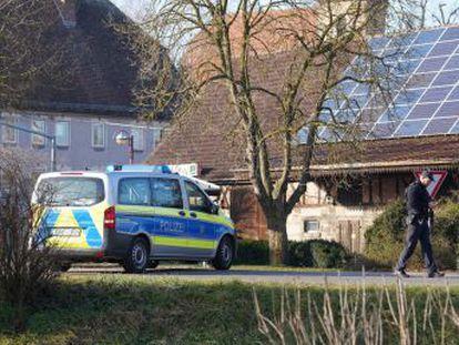 Entre las víctimas se encuentran los padres del agresor, de 26 años, que ha sido detenido