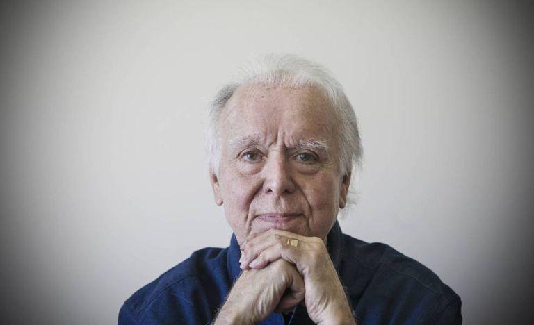 El fadista Carlos Do Carmo, retratado en noviembre de 2019.