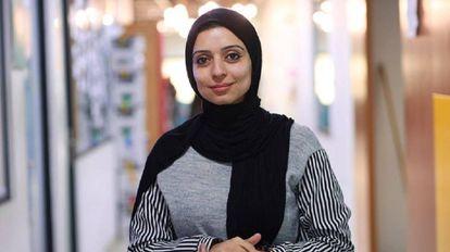 Ghada Ibrahim.