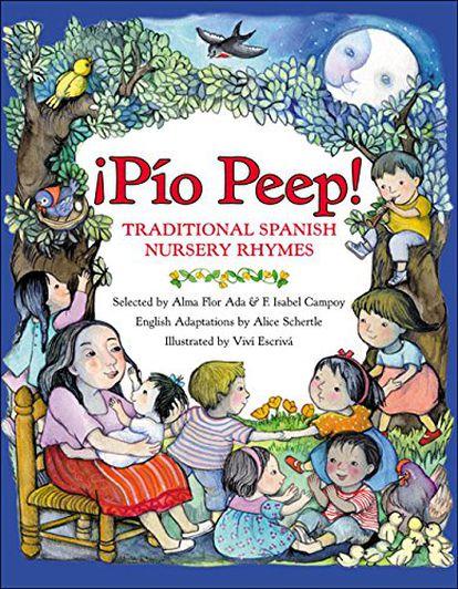 Portada del libro 'Pío Peep'.