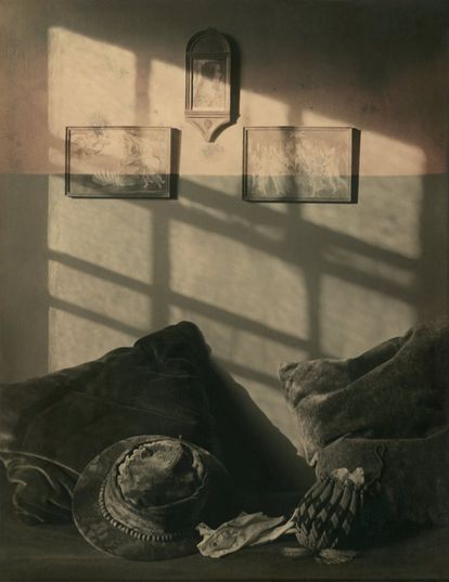'Autorretrato', 1925.