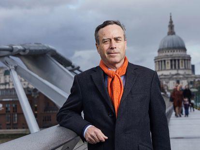 Lionel Barber, en una imagen de este año en Londres.