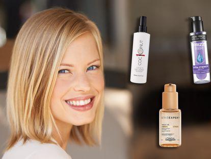 L'Oréal, Kerastase o John Frieda son algunas de las marcas con líneas específicas para combatir el encrespamiento.