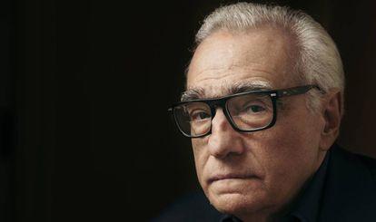 Martin Scorsese, el pasado diciembre en Nueva York.