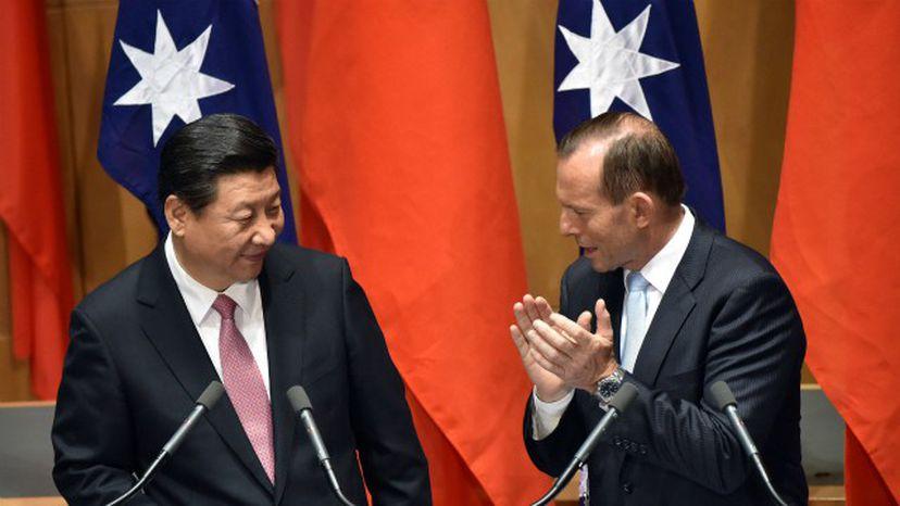 China y Australia sellan un pacto histórico de comercio e inversión |  Internacional | EL PAÍS