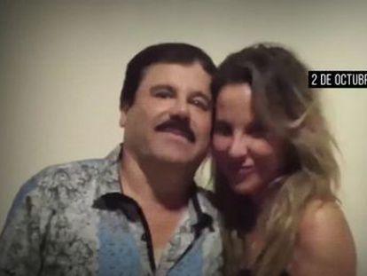 La actriz mexicana cuenta su versión sobre el famoso encuentro con el capo y Sean Penn